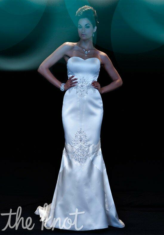 Matthew Christopher 2100  Sasha Wedding Dress photo