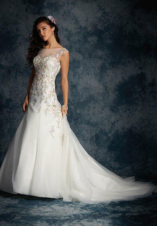 Sapphire by Alfred Angelo 955 Wedding Dress photo