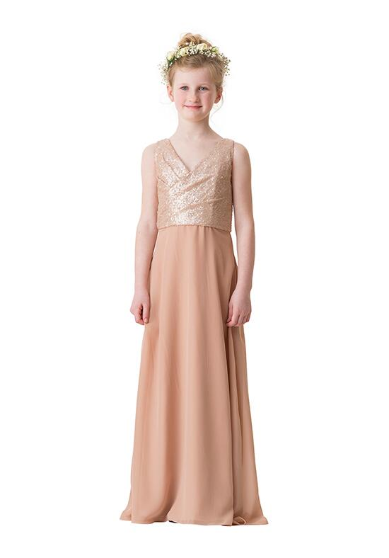 Bari Jay Bridesmaids 1680-JR Bridesmaid Dress photo