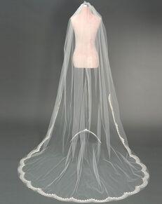 To Have & To Borrow Hailey Ivory, White Veil