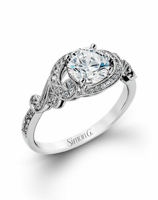 Simon G. Jewelry TR529 Engagement Ring photo