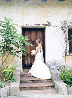 Allure Bridal Lace Mermaid Gown