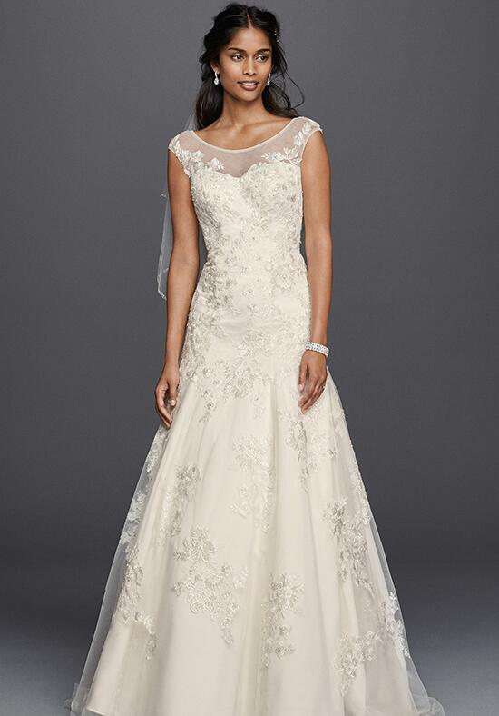David's Bridal Jewel Style WG3756 Wedding Dress photo