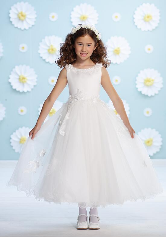 Joan Calabrese by Mon Cheri 116377 Flower Girl Dress photo