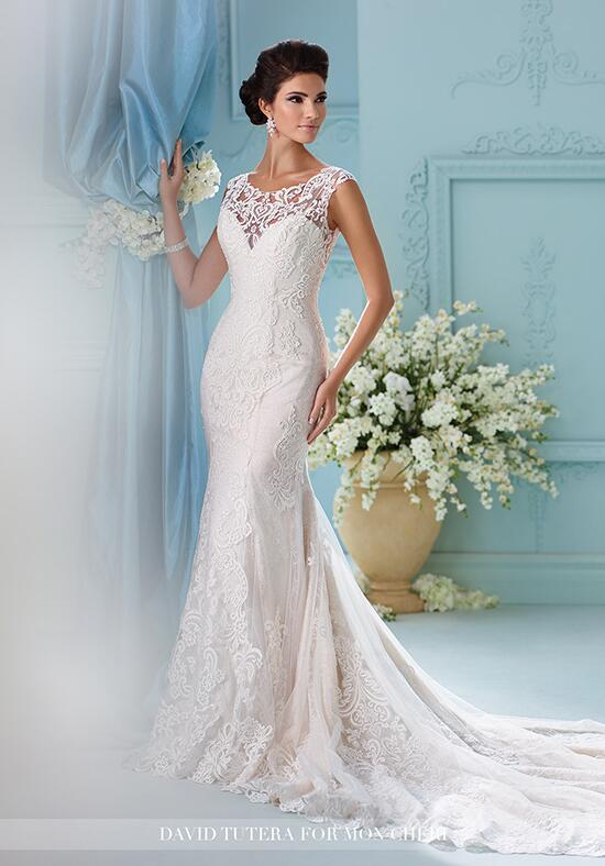 David Tutera for Mon Cheri 216242 Afina Wedding Dress photo