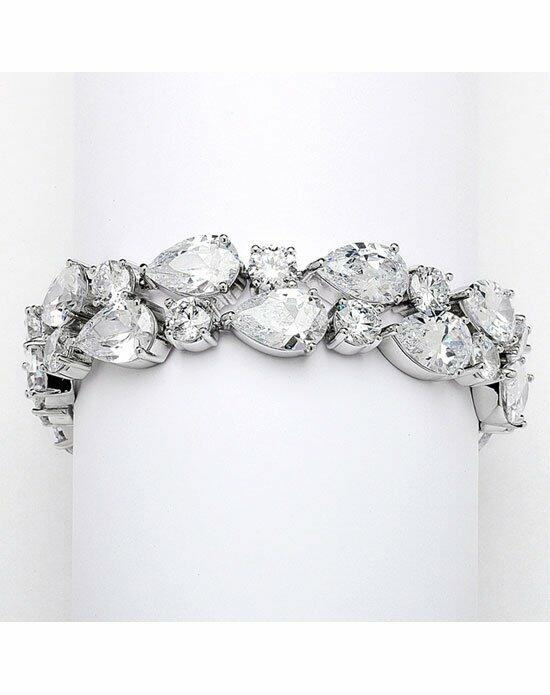 USABride Bold CZ Bracelet Wedding Bracelets photo