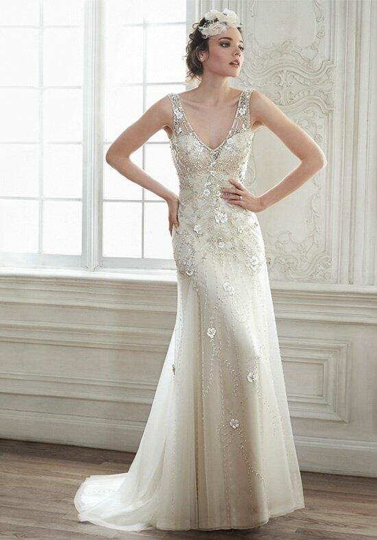 Maggie Sottero Demi Wedding Dress photo