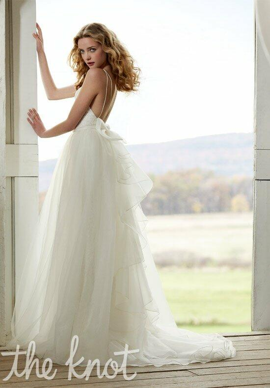 Blush by Hayley Paige 1201 Wedding Dress photo