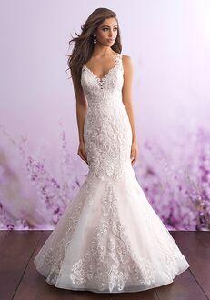 Allure Romance 3106 Mermaid Wedding Dress