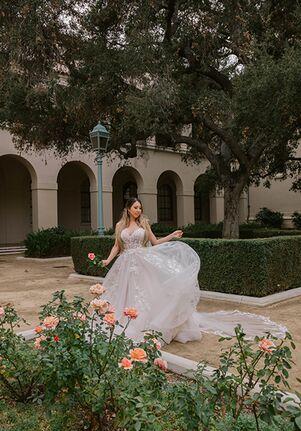 Essense of Australia D3344 Ball Gown Wedding Dress