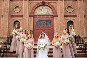 Jenny Yoo Aiden Bridesmaid Dresess