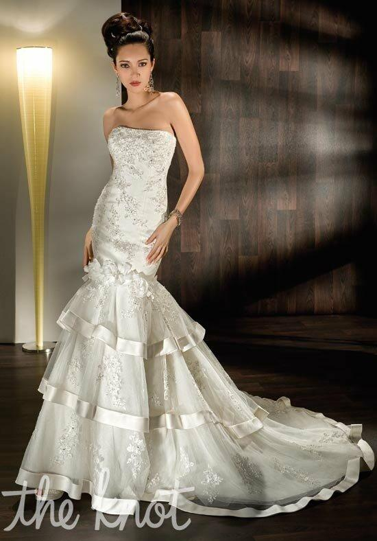 Demetrios 2857 Wedding Dress photo