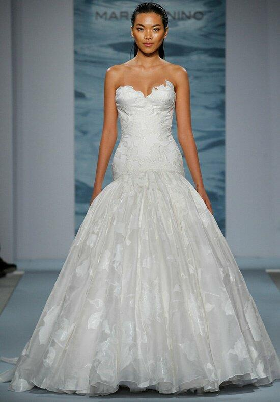 mark zunino for kleinfeld 126 wedding dress photo