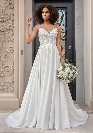 Jasmine Couture T232061 A-Line Wedding Dress