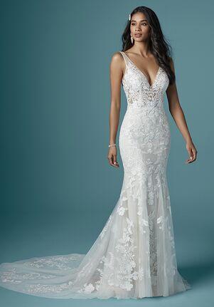 Maggie Sottero GREENLEY Sheath Wedding Dress