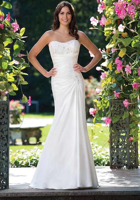 Sincerity Bridal 3918 Wedding Dress photo