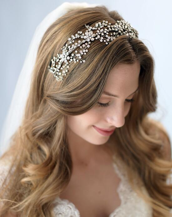 USABride Floral Couture Headband Wedding Headbands photo