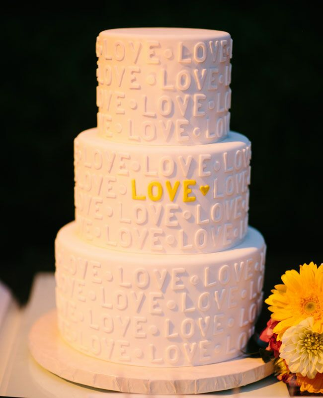 Cakes With Words