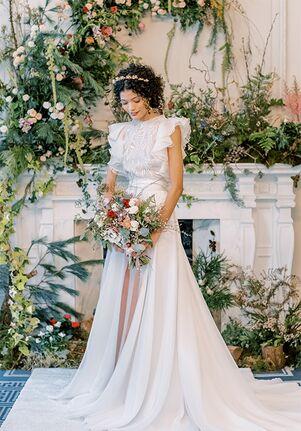 Cynthia Grafton-Holt Couture PEARLE A-Line Wedding Dress