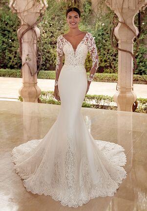 Demetrios 1098 Mermaid Wedding Dress