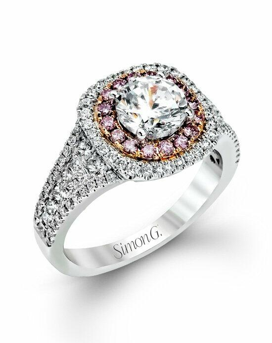 Simon G. Jewelry MR2453 Engagement Ring photo