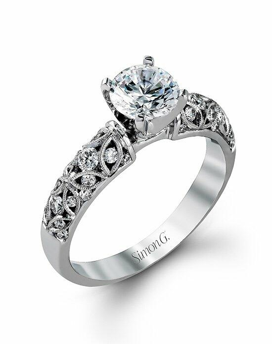 Simon G. Jewelry LP1582-D Engagement Ring photo