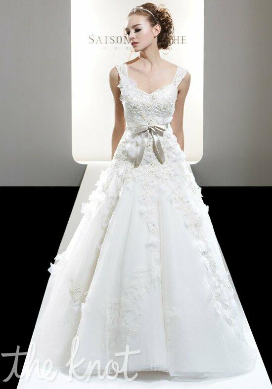 Saison Blanche Couture 4196 Wedding Dress photo