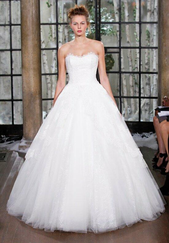 Ines Di Santo Ferrara Wedding Dress photo