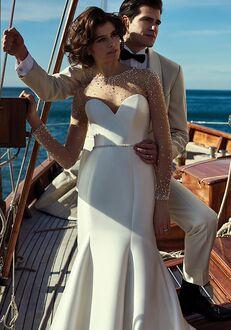 Justin Alexander Blaire Mermaid Wedding Dress