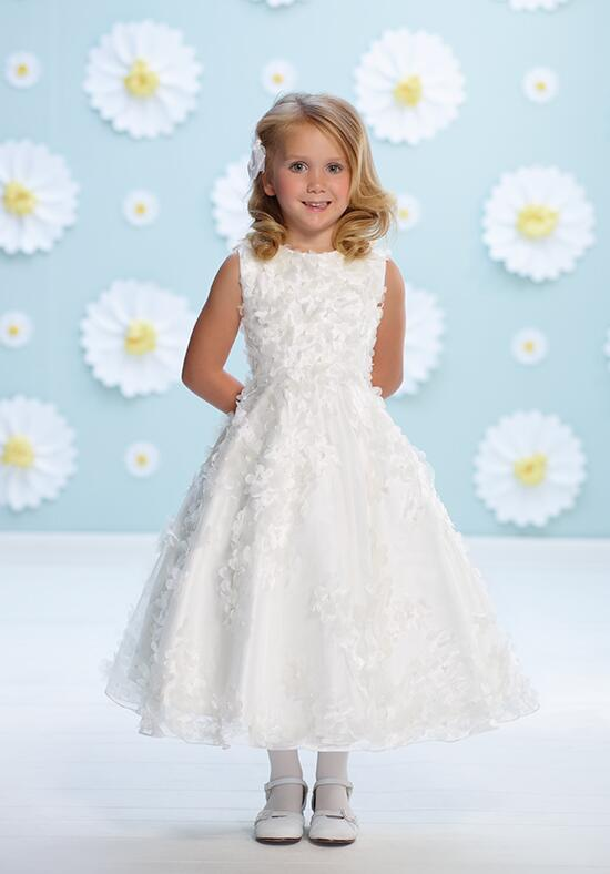 Joan Calabrese by Mon Cheri 116388 Flower Girl Dress photo