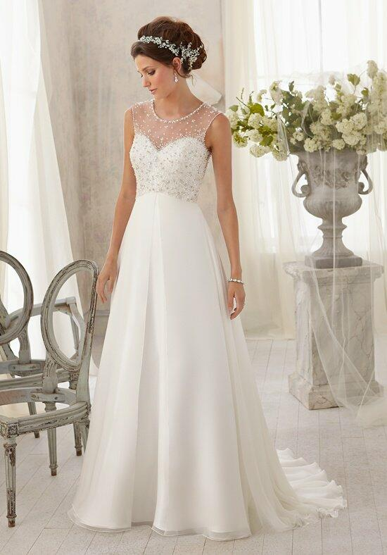 Blu by Madeline Gardner 5208 Wedding Dress photo