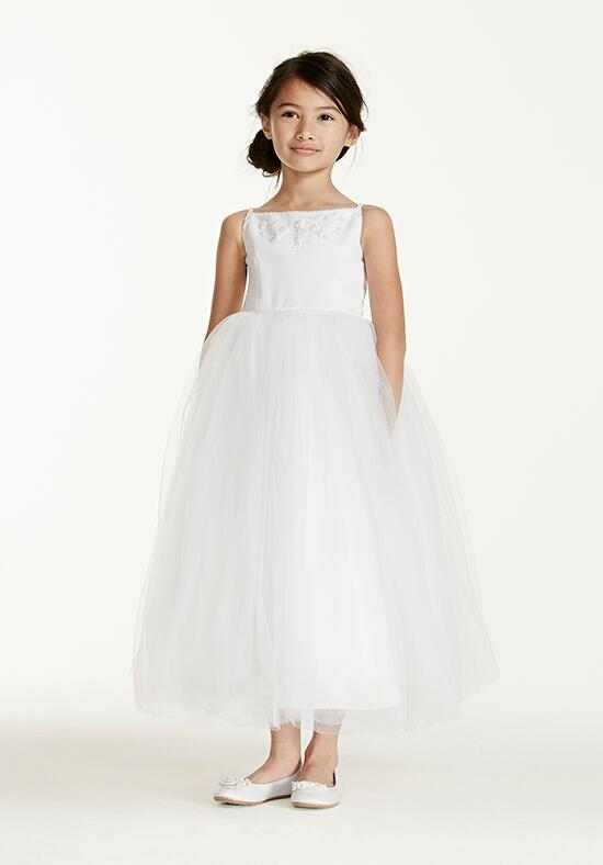 David's Bridal Juniors David's Bridal Style F5407 Flower Girl Dress photo