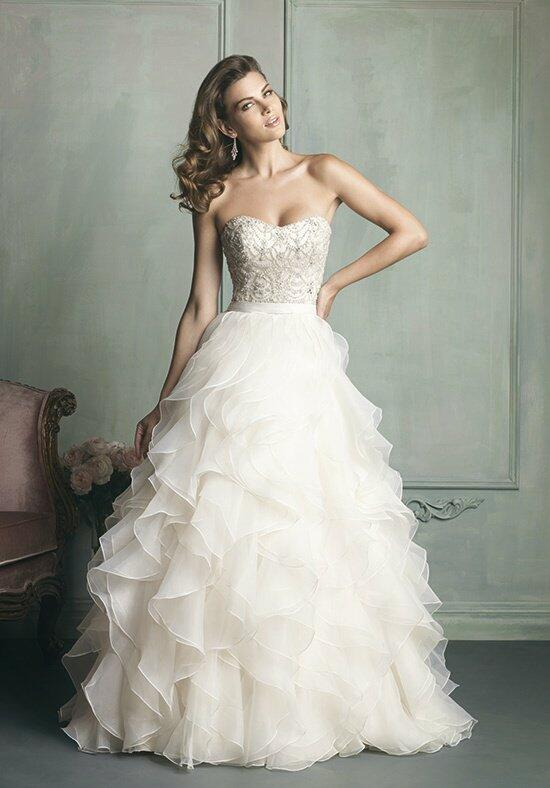 Allure Bridals 9110 Wedding Dress photo