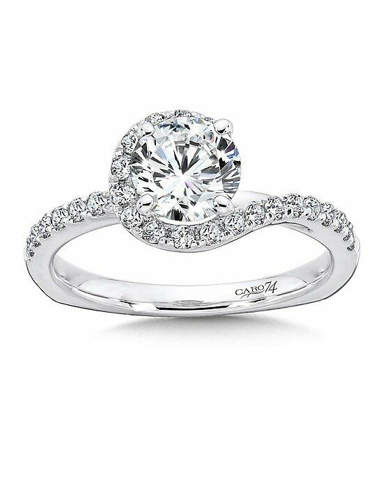 Caro 74 CR527W Engagement Ring photo