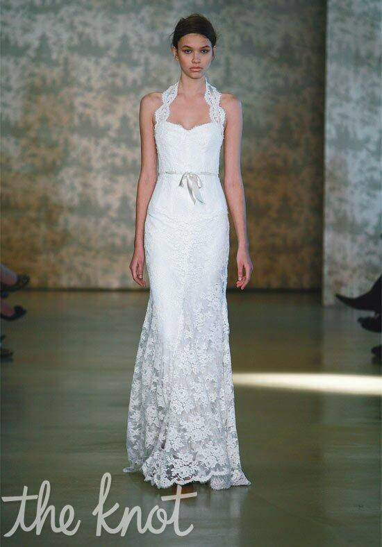 Monique Lhuillier Fabiana Wedding Dress photo