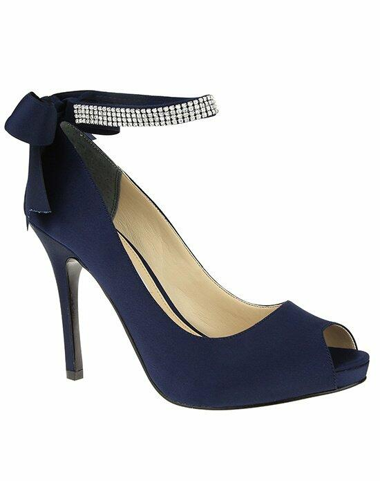 Nina Bridal KAREN_NEW NAVY_MAIN Wedding Shoes photo