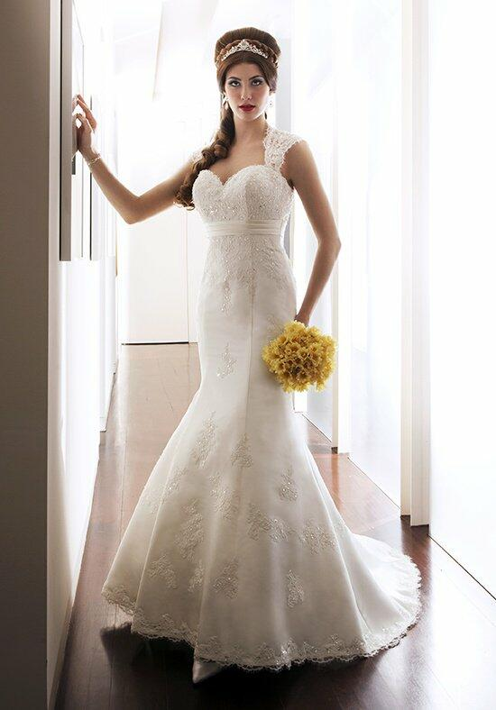 1 Wedding by Mary's Bridal 6254 Wedding Dress photo