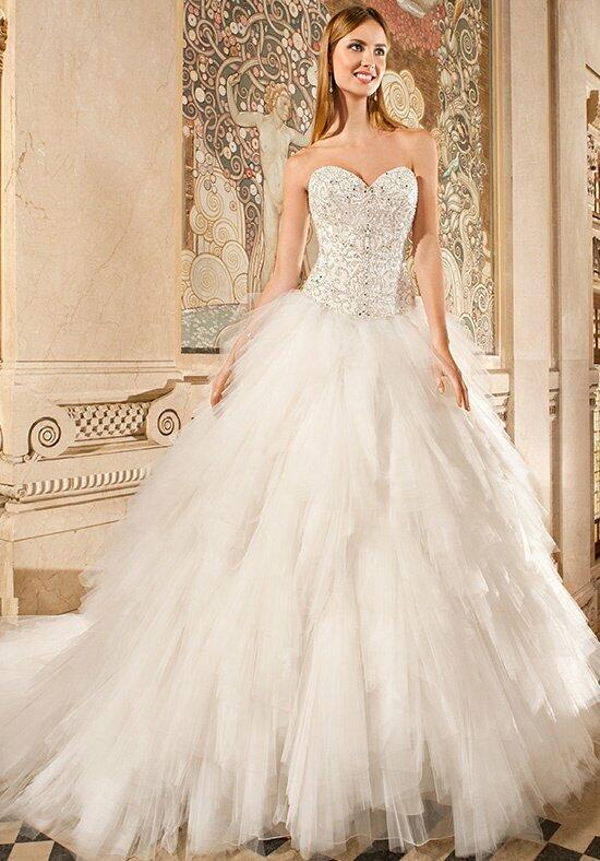 Demetrios 579 Wedding Dress photo