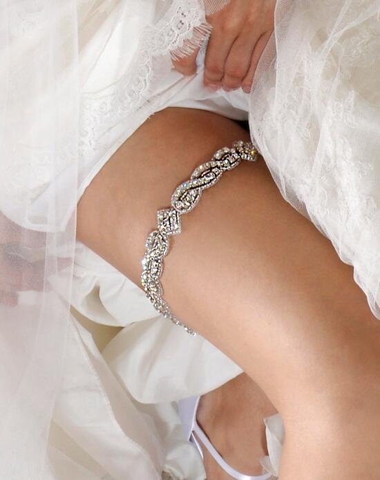 Alisa Brides Vicky Garter Wedding Lingerie photo