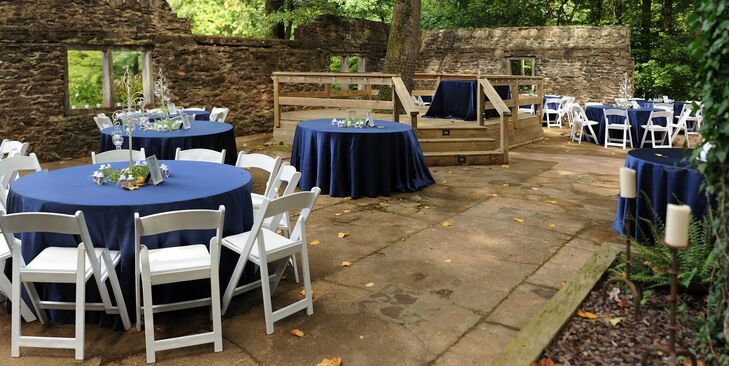 The Ruins at Kellum Valley Farms Reception