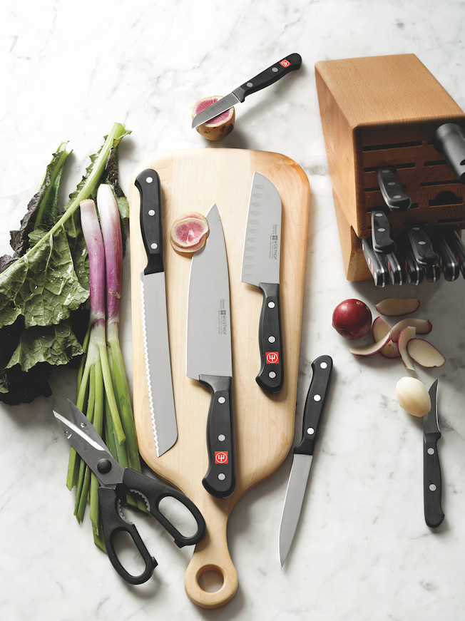The Best Knife Sets For Your Kitchen The Knot