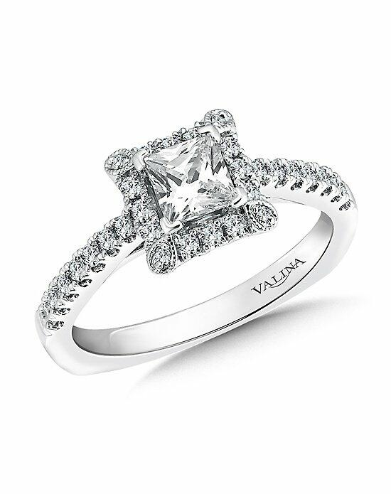 Valina R9402W Engagement Ring photo