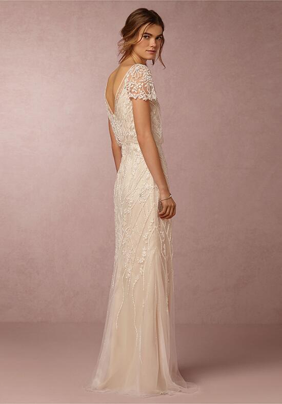 Bhldn Aurora Gown Wedding Dress The Knot
