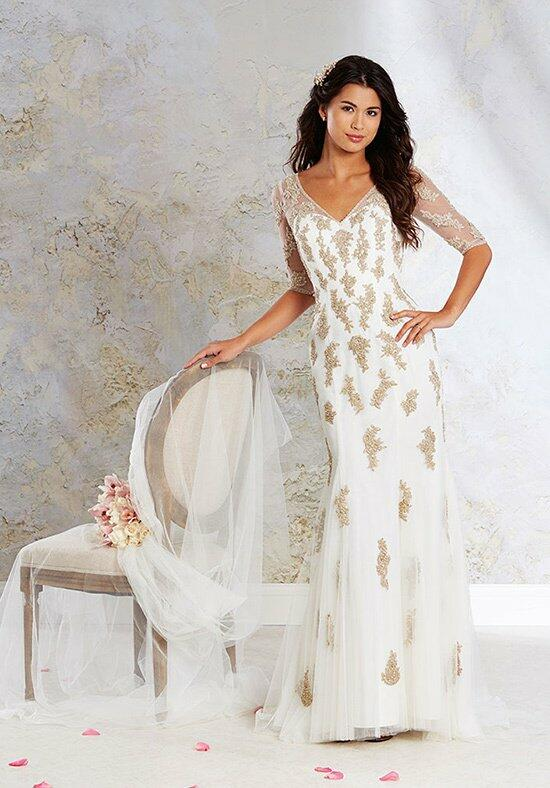 Modern Vintage by Alfred Angelo 8543 Wedding Dress photo