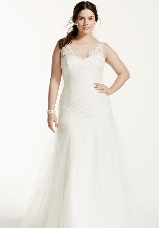 David's Bridal David's Bridal Woman Style 9MK3718 Wedding Dress photo