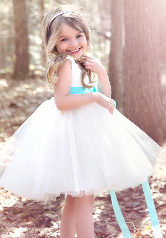 FATTIEPIE Grace Sassy Flower Girl Dress photo