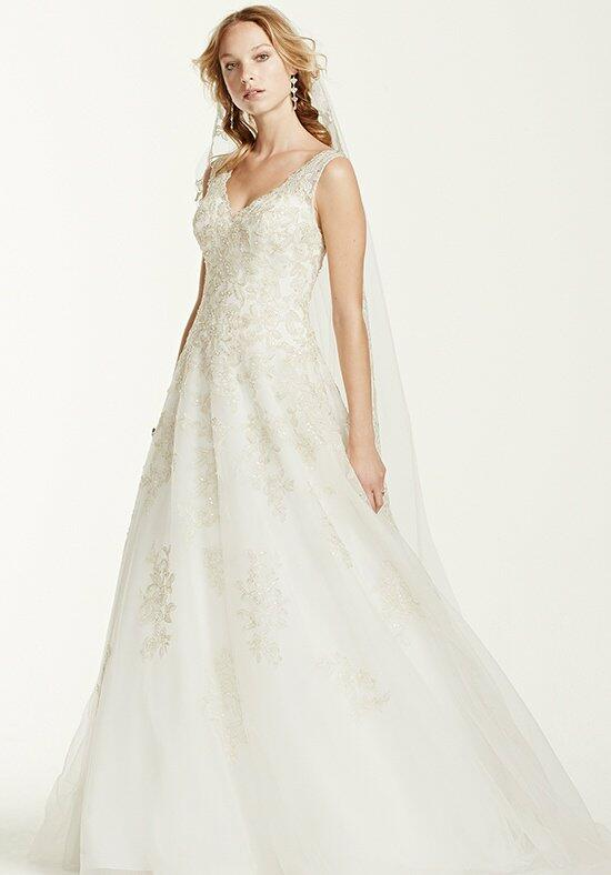 David's Bridal Jewel Style WG3730 Wedding Dress photo