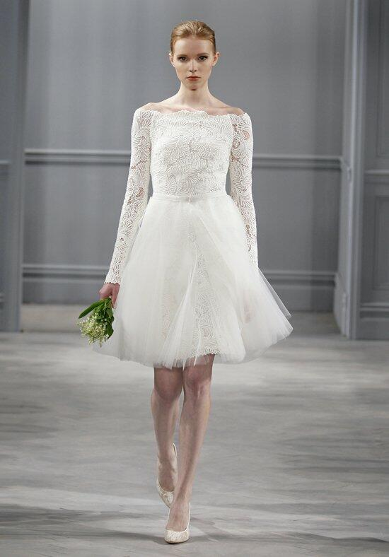 Monique Lhuillier Jolie Dress Wedding Dress photo