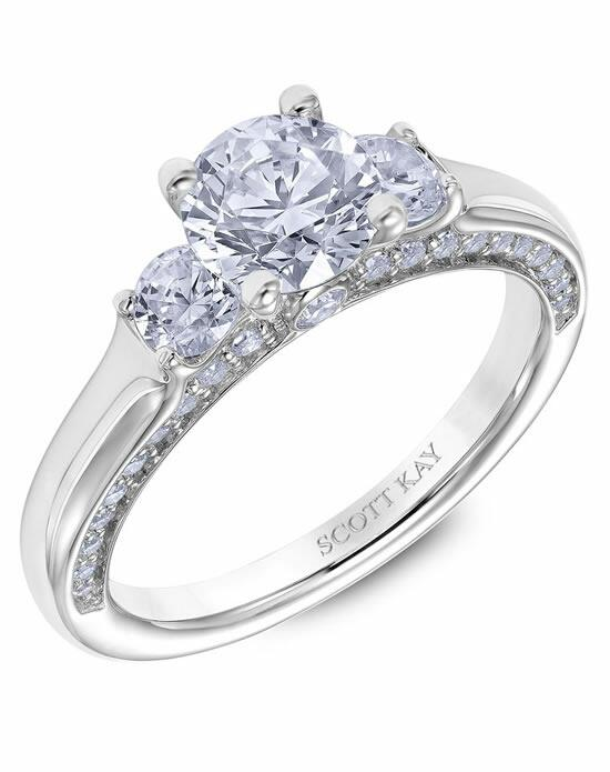Scott Kay M2586R510 Engagement Ring - The Knot