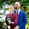 Animals and Wigs Set Apart This Funky, DIY Wedding at Paramour Estate in Los Angeles